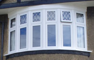 Timber Effect PVCu Windows - FlushSASH