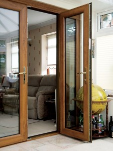 Oak Finishes for Windows & Doors