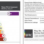 A+ Energy Ratings