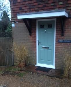 Front Door New