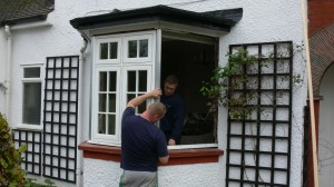 FlushSASH Bay Installation