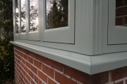Coloured PVCu Windows